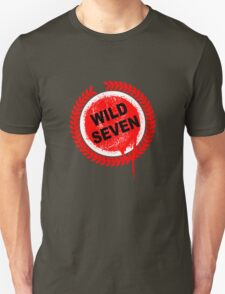 Wild Seven (clean) Unisex T-Shirt