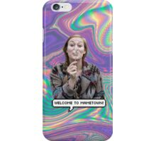 Mamrie Hart - Welcome To MameTown iPhone Case/Skin