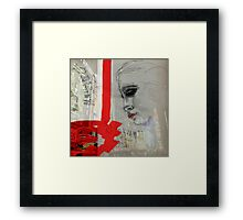 Sybil in New York Framed Print