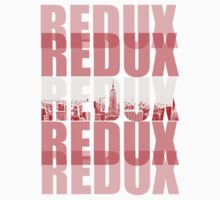 Redux New York T-Shirt 1  by HouseofXLVII