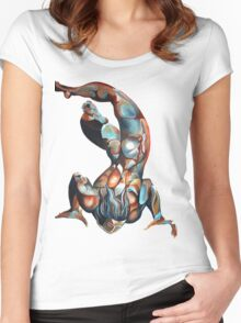 Urizen Isolated on White Women's Fitted Scoop T-Shirt