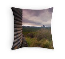 Glasshouse View Throw Pillow