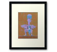 daedalus Framed Print