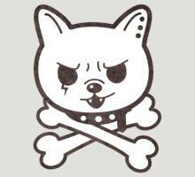 Cute Rocker Puppy by pencilplus