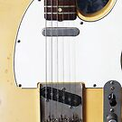 Guitar Fender Telecaster by CaseBase