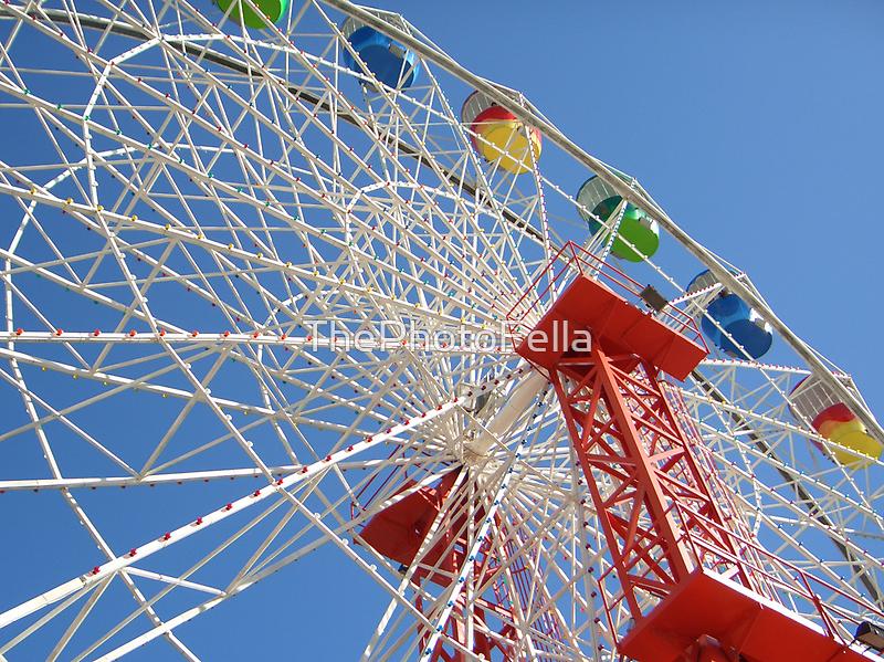Ferris Wheel @ Luna Park Sydney Australia by ThePhotoFella