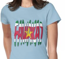 Fawaka? Womens Fitted T-Shirt