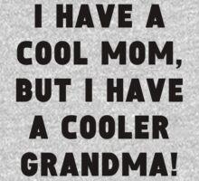 A Cooler Grandma One Piece - Long Sleeve
