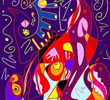 Seduced 01 by George Seraphim