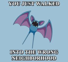 Zubats... Zubats Everywhere Kids Clothes