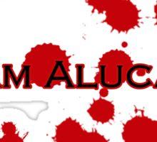 Team Alucard Sticker