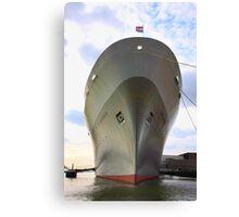 SS Rotterdam Canvas Print
