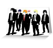 Reservoir Mages Greeting Card
