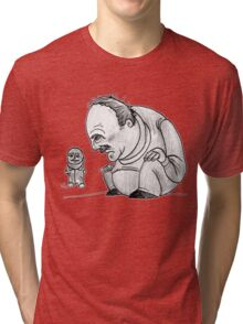 Just a little frend Tri-blend T-Shirt