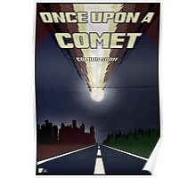 Once upon a comet Poster