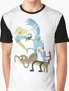 Adventure Show Graphic T-Shirt