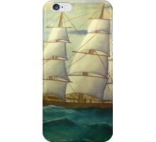 Sailing Smooth iPhone Case/Skin