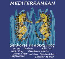 MEDITERRANEAN SEAHORSE T-Shirt