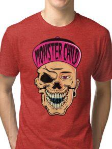Monster Child Tri-blend T-Shirt
