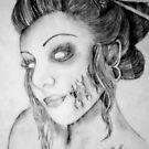 Beautiful Zombie by kendlesixx