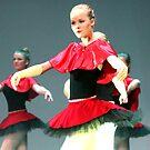 Ballet dancer #3 by Peter Voerman