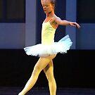Ballet dancer #4 by Peter Voerman