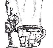 Coffee machine by pantsman
