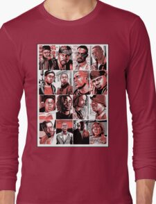 The Barksdale Crew - The Wire Long Sleeve T-Shirt
