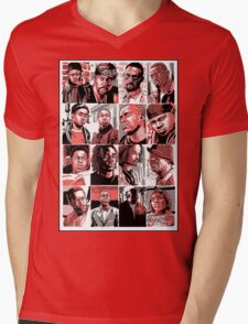 The Barksdale Crew - The Wire Mens V-Neck T-Shirt
