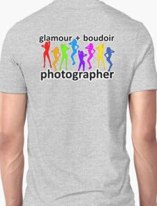 Glamour & Boudoir Photographer T-Shirt