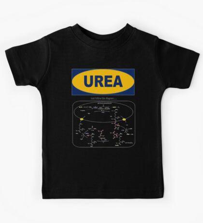 Urea: The Diagram takes the Piss Kids Tee
