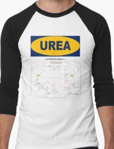 Urea: The Diagram takes the Piss Men's Baseball ¾ T-Shirt