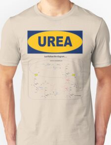 Urea: The Diagram takes the Piss Unisex T-Shirt