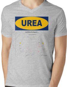 Urea: The Diagram takes the Piss Mens V-Neck T-Shirt