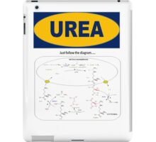 Urea: The Diagram takes the Piss iPad Case/Skin