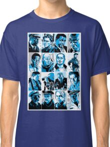 The Law - The Wire Classic T-Shirt