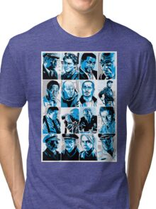 The Law - The Wire Tri-blend T-Shirt