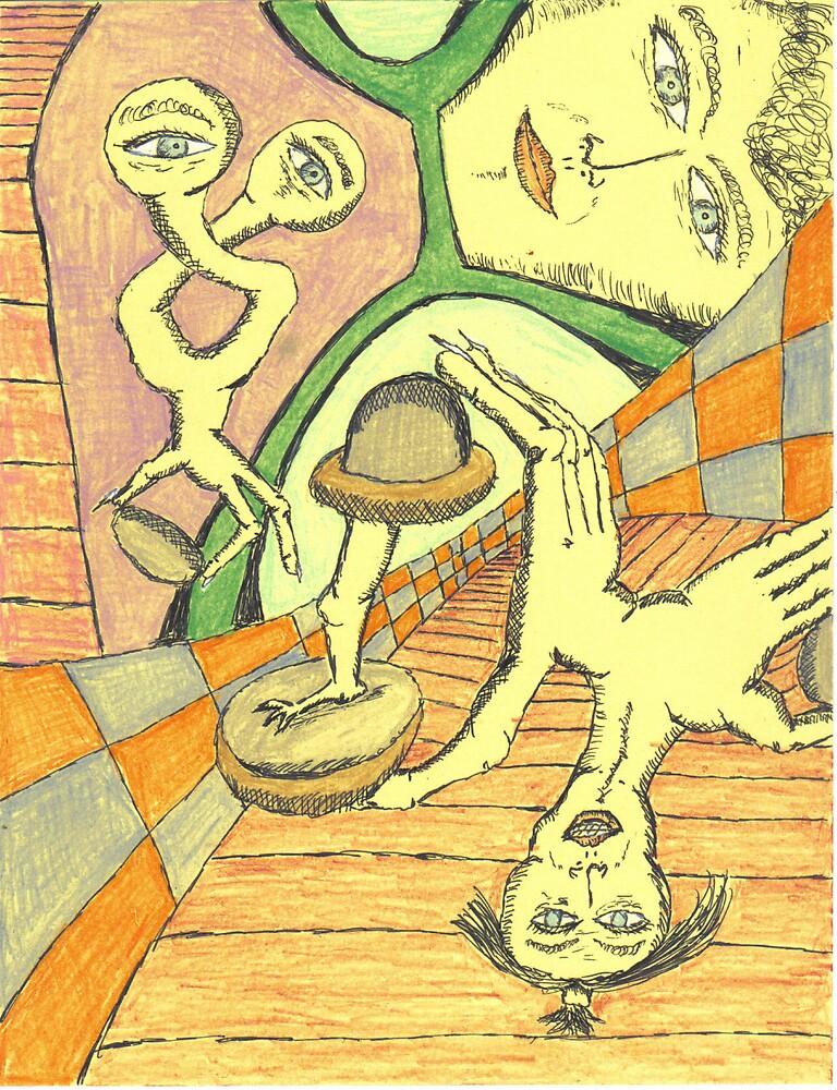 eye hand by wormink