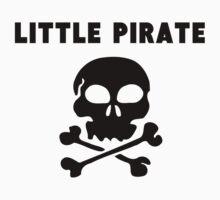 Little Pirate One Piece - Short Sleeve