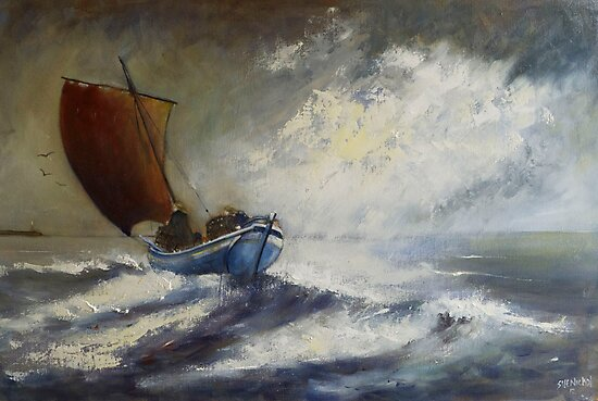 Last Catch of The Day by Sue Nichol