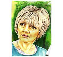 Jean Slater - Eastenders Poster