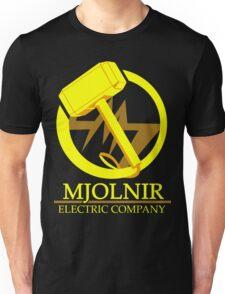 Mjolnir Electric Company Unisex T-Shirt
