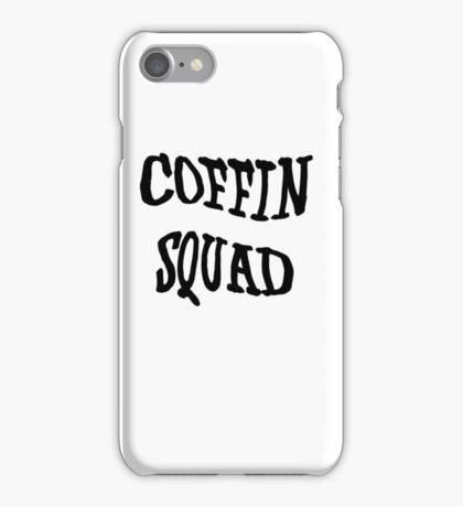 Coffin Squad Dizzy iPhone Case/Skin