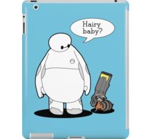 Hairy Baby iPad Case/Skin