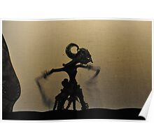 Shadow puppet Poster