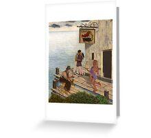 CS&P Tavern Greeting Card