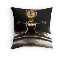 Ford's Beauty Throw Pillow