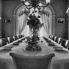 Werribee Mansion - Int IR Dining Room by lightsmith