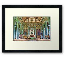 St Lawrence Mereworth Framed Print
