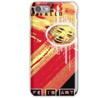 solar rise iPhone Case/Skin
